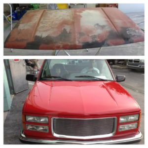 Miami Body Shop - Before & After