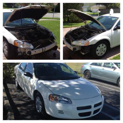 Miami Collision Repair – Did you hit someone?