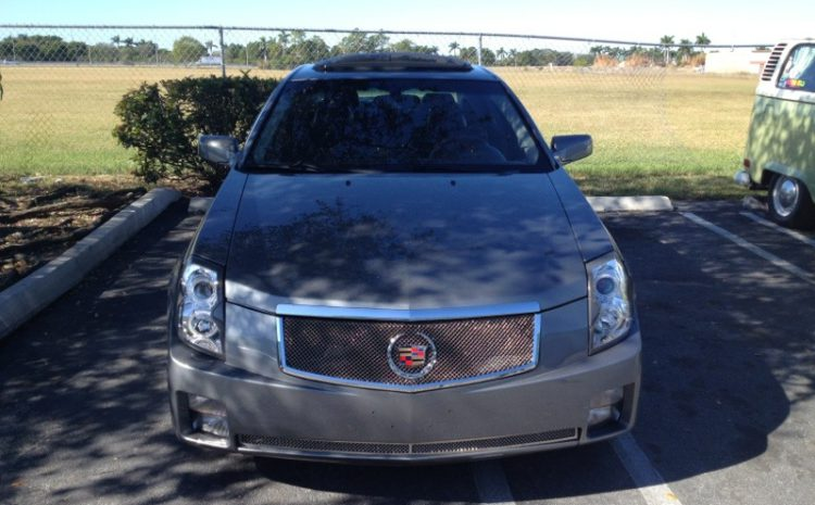 2006 Cadillac CTS – Refinished