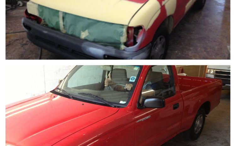 Miami Car Re-paint & Restoration Project – Check this out